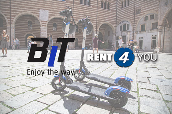 Bit Mobility partner di Rent4You